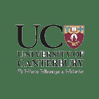 Australia university, University of Canterbury logo, 3D printing system customer