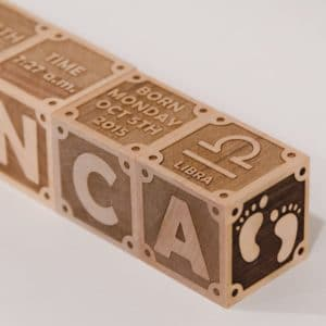 laser cutting project - wood made with laser cutter